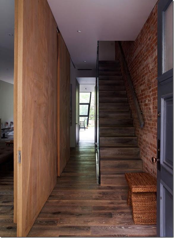 case e interni - Chelsea - casa moderna - tre piani (2)