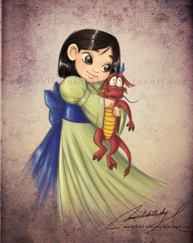 child_mulan_by_moonchildinthesky-d3e23z1