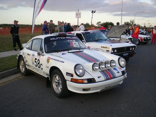 International Rally of