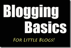 blogbasics