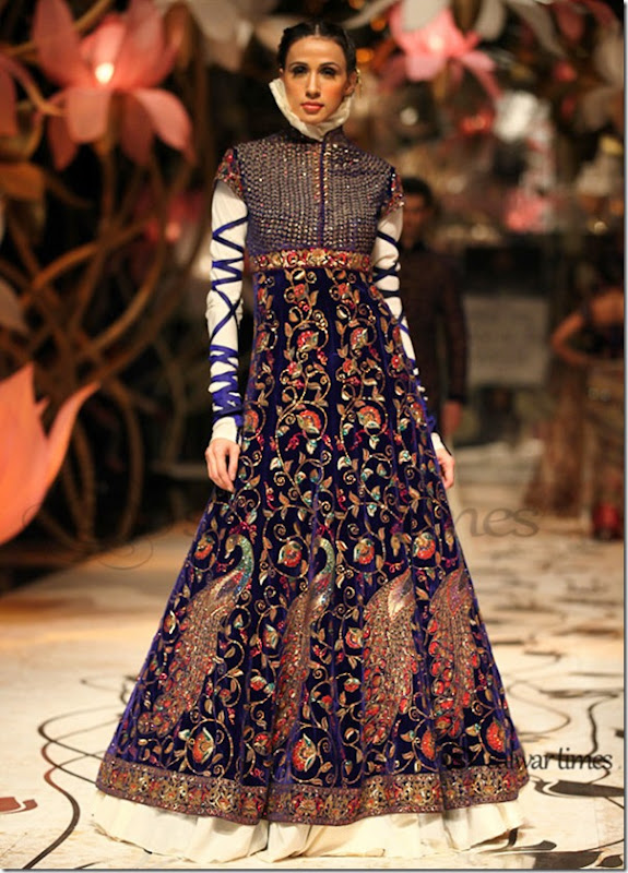 Rohit_Bal_India Bridal_Fashion_Week 2013 (3)