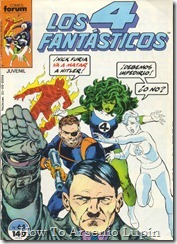 P00065 - Los 4 Fantásticos v1 #64
