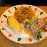 italian pasta in shibuya in Narita, Tokyo, Japan