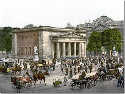 Unter den Linden 1900
