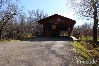 Lake of the Woods Covered Bridge