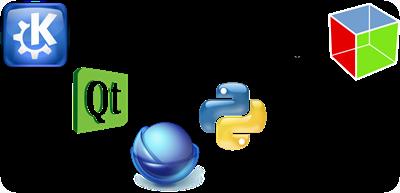 python-twisted-akonadi-qt-kde-gtk-logo-vshaped