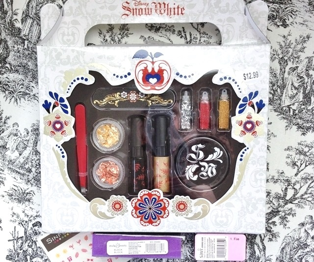 Walgreens Beauty Haul - Disney's Snow White makeup sets by elf #walgreensbeauty #shop