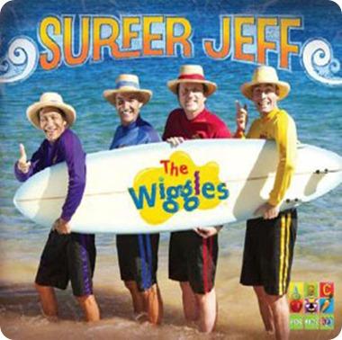 Surfer Jeff CD