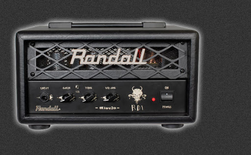 Randall all-tube Diavlo series