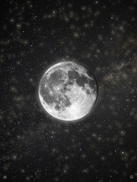 MOON - Current Moon Phase and Calendar App