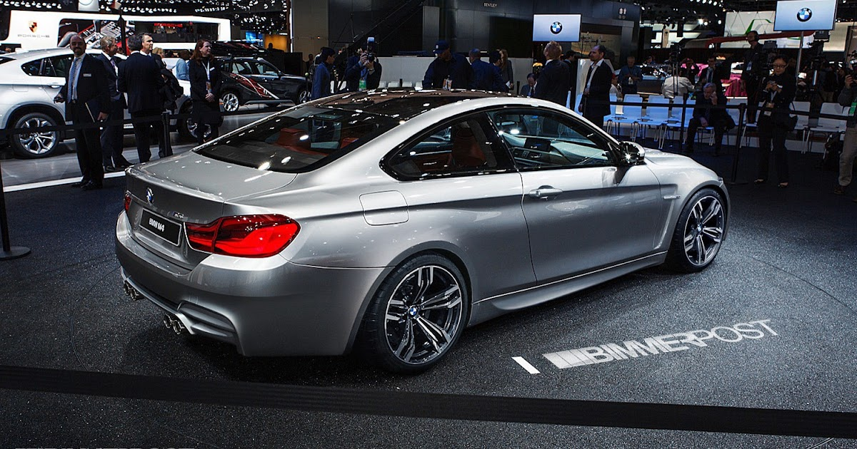 Bmw M4 Coupe And M3 Sedan Concepts Realistically Imagined Carscoop