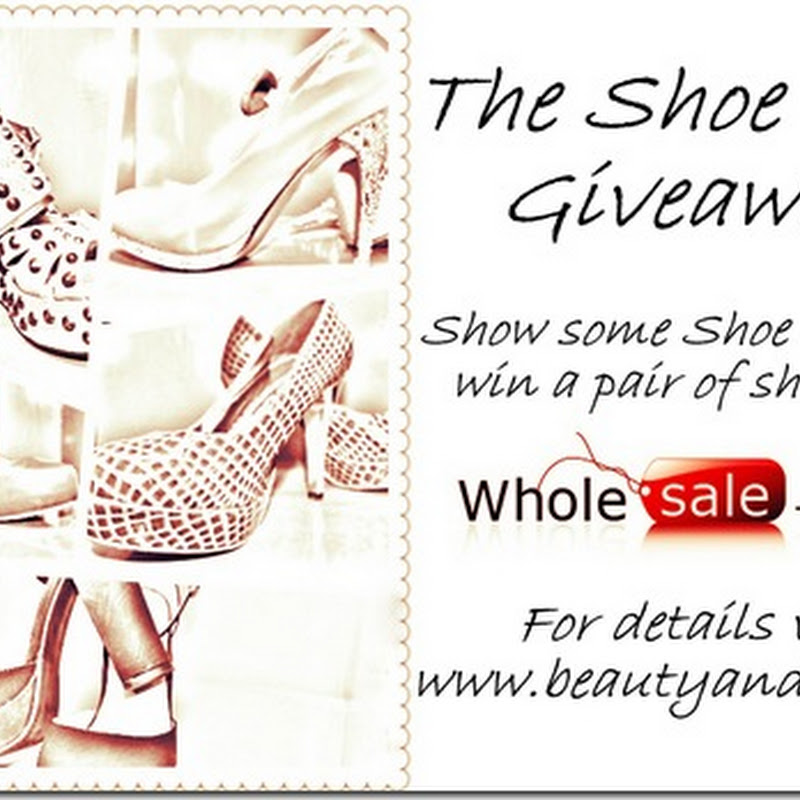 The Shoe Love Giveaway