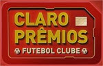 claro premios futebol clube