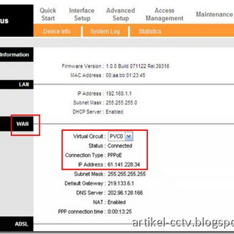 Setting DVR ke Internet (Bag.2)