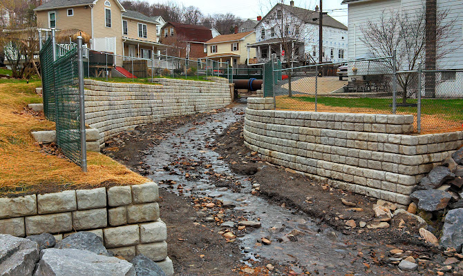 Coal Creek Stabilization