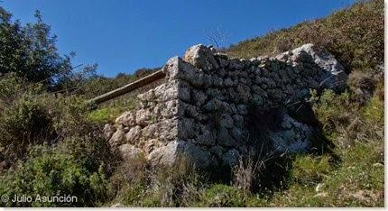 Cova d´En Pardo - Corral morisco
