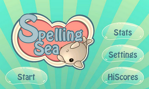 拼寫海的文字遊戲