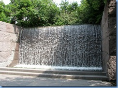 1604 Washington, D.C. - Franklin D. Roosevelt Memorial