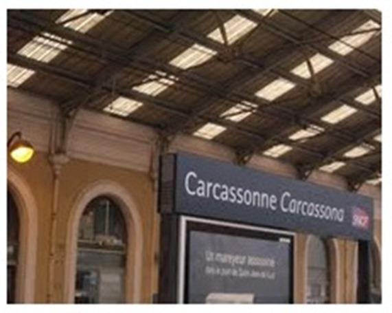 vist a Carcassona
