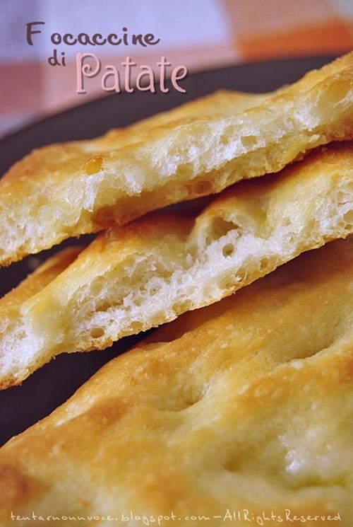 focaccine di patate005