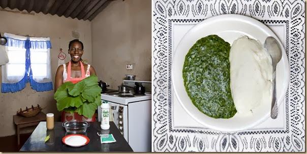 Portraits de grand-mères et leurs plats cuisinés (11)