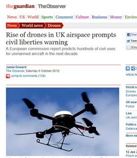 Guardian drones