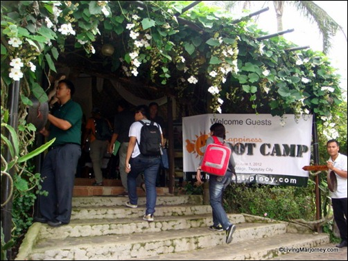 Happiest Pinoy Boot Camp