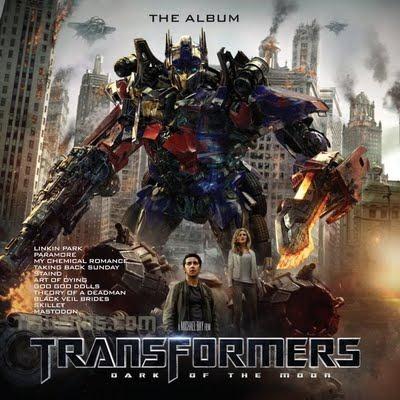 [แจก] Transformers Dark Of The Moon The Album
