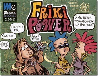 P00001 - friki power
