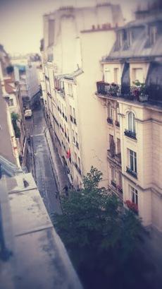 rue de la lune paris