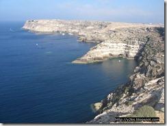 Alaimo Ovest dall'alto - Lampedusa