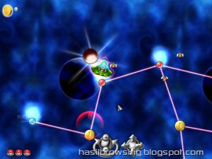 mario forever galaxy screenshot 3