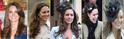 Kate - Hair