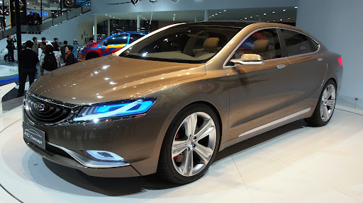 Volvo ile ortak geliştirilen Geely modelleri 2015'de ...