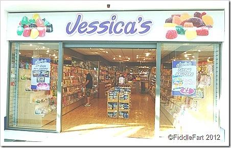 Jessica's Sweet Shop Wolverhampton