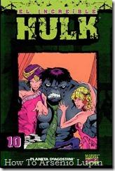 P00010 - Coleccionable Hulk #10 (de 50)