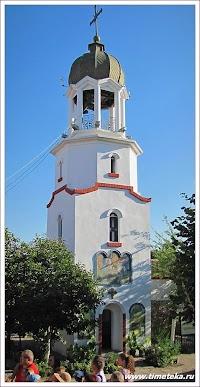 Святой источник. Монастырь Св.Георгия.