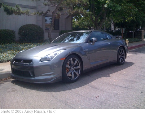 'Nissan GT-R' photo (c) 2009, Andy Rusch - license: http://creativecommons.org/licenses/by/2.0/