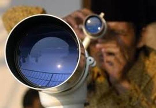Tarikh Melihat Anak Bulan Ramadhan 2012