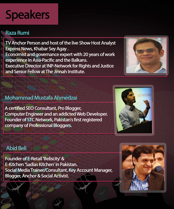 UST 2014 Spotlight Speakers