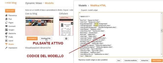 modelli-visualizzazione-dinamica-blogger-modello