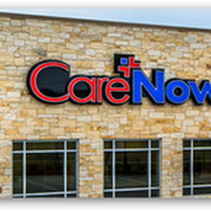 HCA Holdings Buys CareNow Urgent Care Centers in Dallas Fort Worth Area of Texas