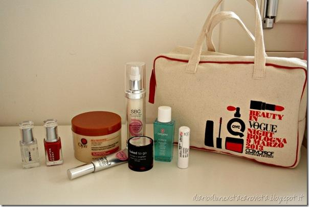 blogger kit qvc vogue beauty night