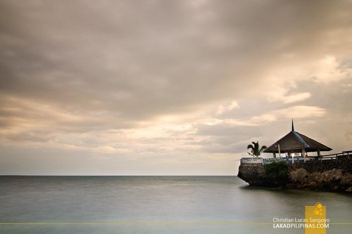 Almost Sunset at Malapascua's Bounty Beach