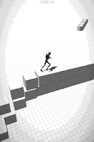 Screenshot of CUBE RUNNER