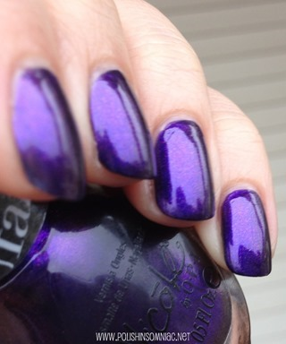 Nicole by OPI Aren't Families Grape