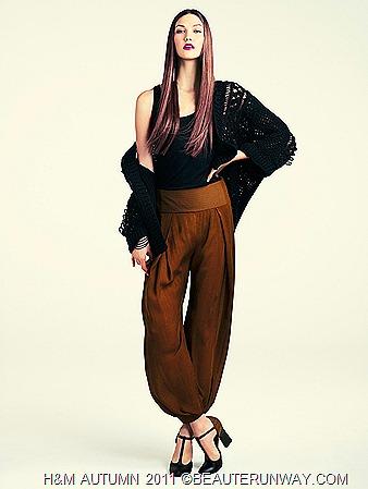 H&M Autumn 2011 Woman