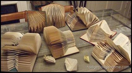 book fold all