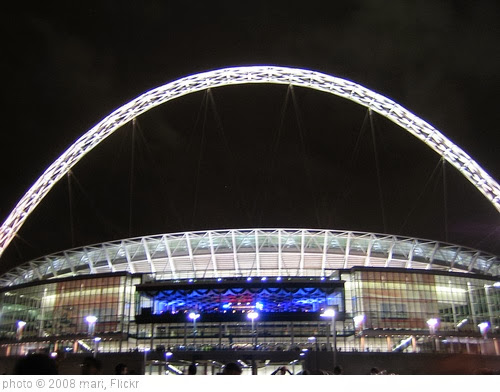 'wembly stadium' photo (c) 2008, mari - license: http://creativecommons.org/licenses/by/2.0/