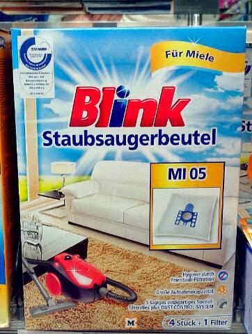 blink im Müller Drogeriemarkt